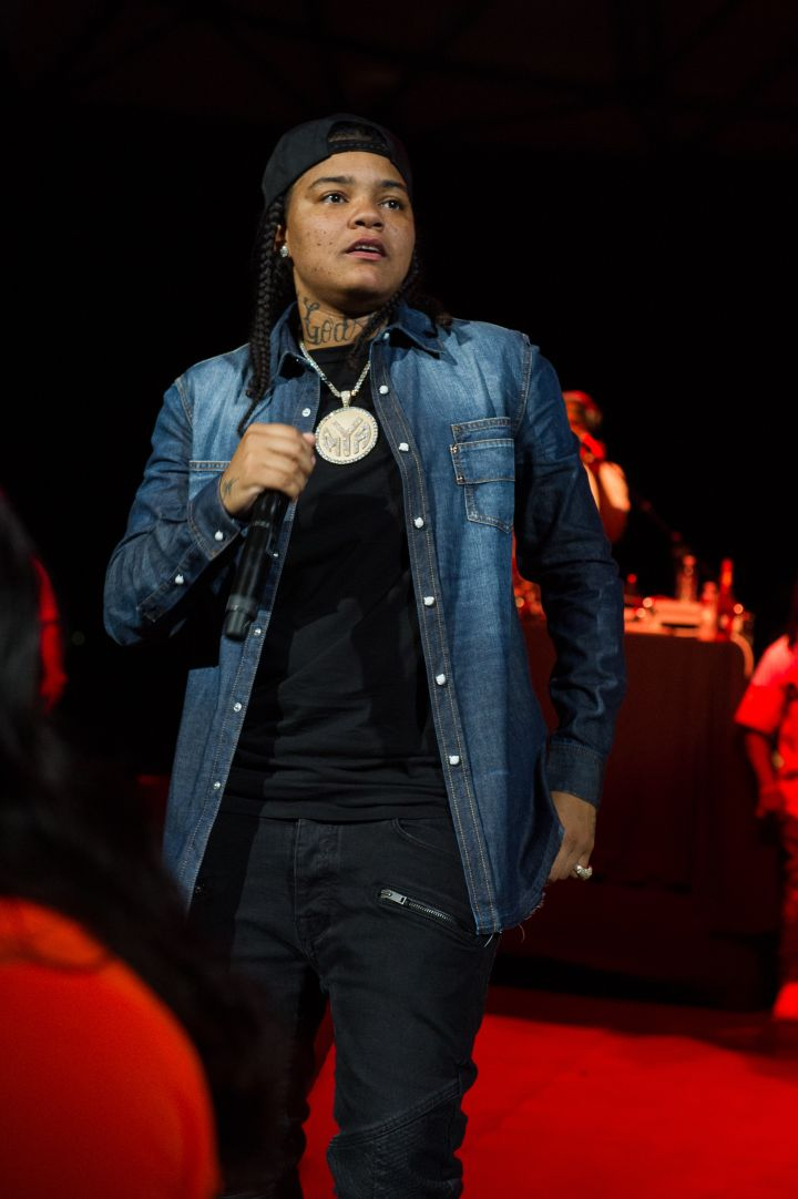 Gucci Mane In Concert – Detroit, Michigan