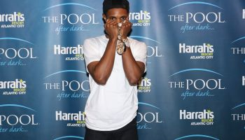 A Boogie Wit Da Hoodie Performs At The Pool After Dark