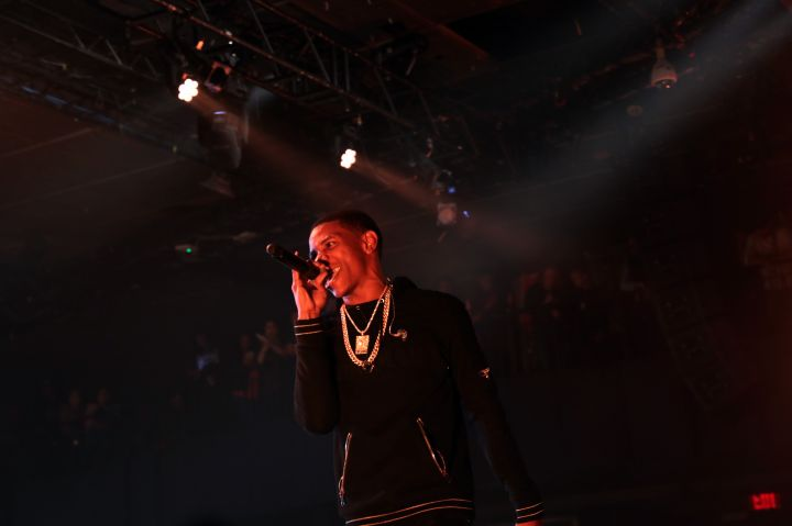 A Boogie Wit Da Hoodie In Concert - New York, NY