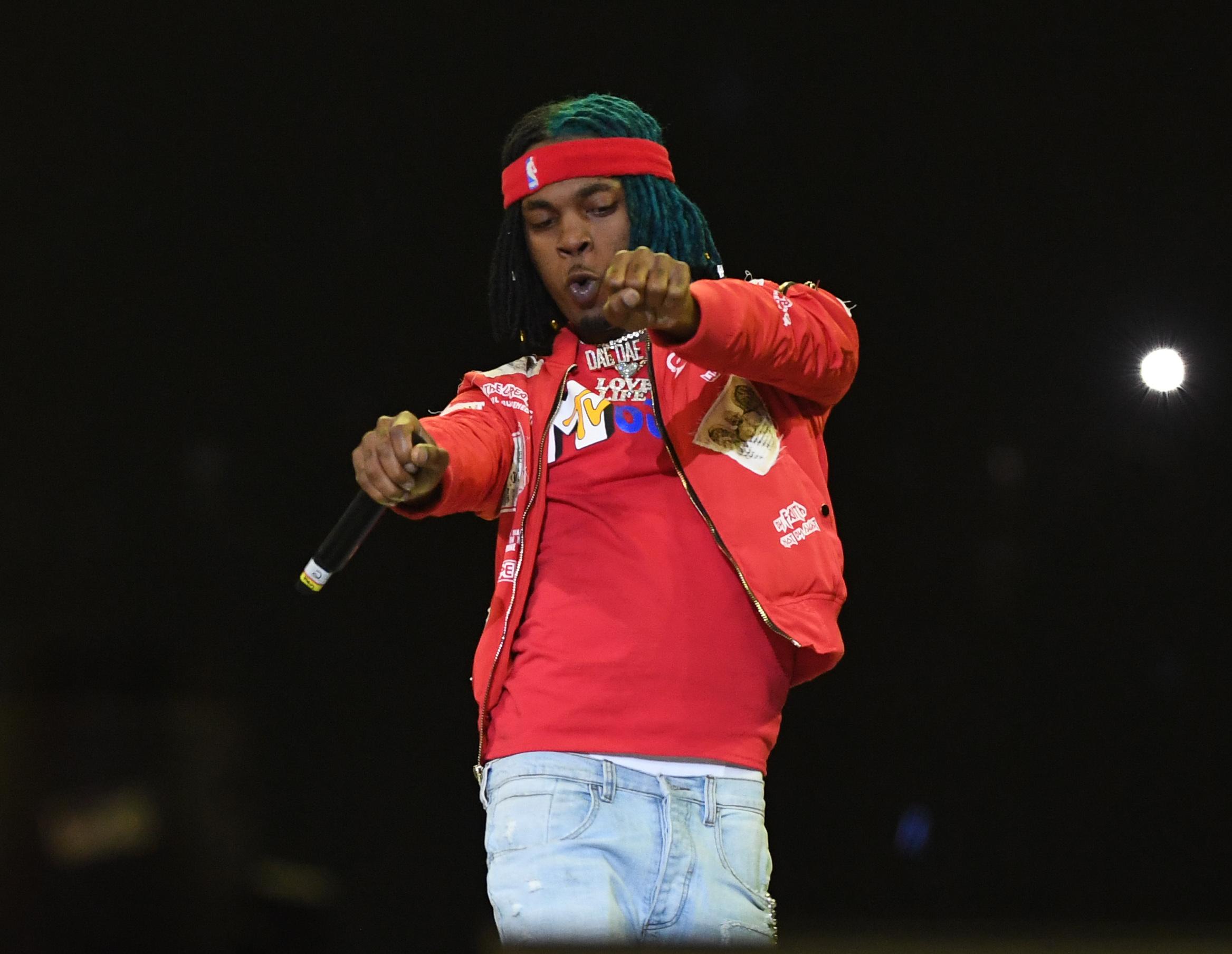 Chris Brown In Concert - Atlanta, Georgia