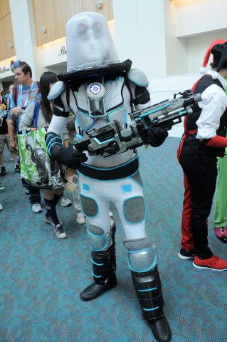 Comic-Con International 2015 - General Atmosphere