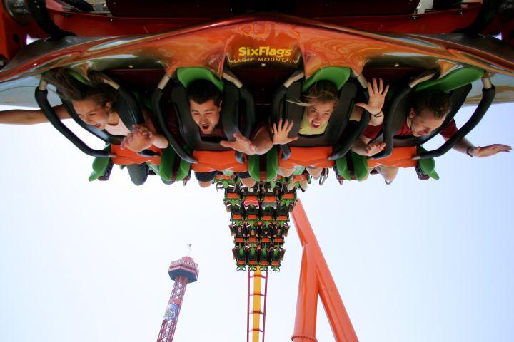 Left to right: Tina Balena (cq), 29, of Santa Clarita; Ryan Van Horn, 28, of Murphys; Angel Gladden