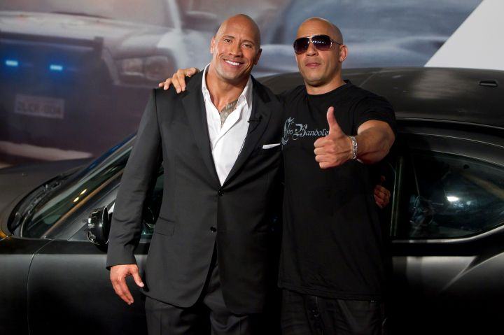 Fast and Furious 5 – Premiere in Rio de Janeiro