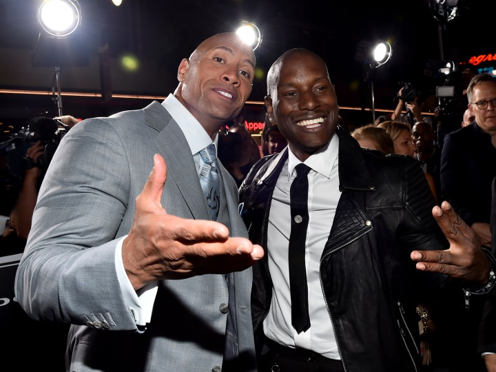 Premiere Of Universal Pictures' 'Furious 7' – Red Carpet
