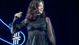 Lorde Performs At Brighton Centre