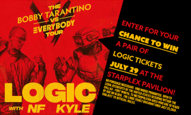 Logic Giveaway Sweepstakes