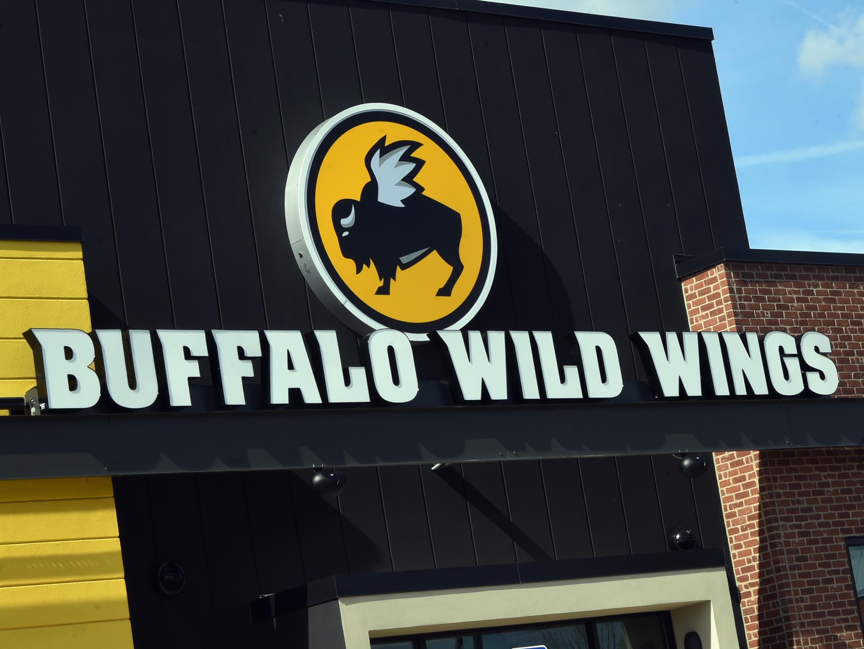 A Buffalo Wild Wings Restaurant In Jacksonville, Fl