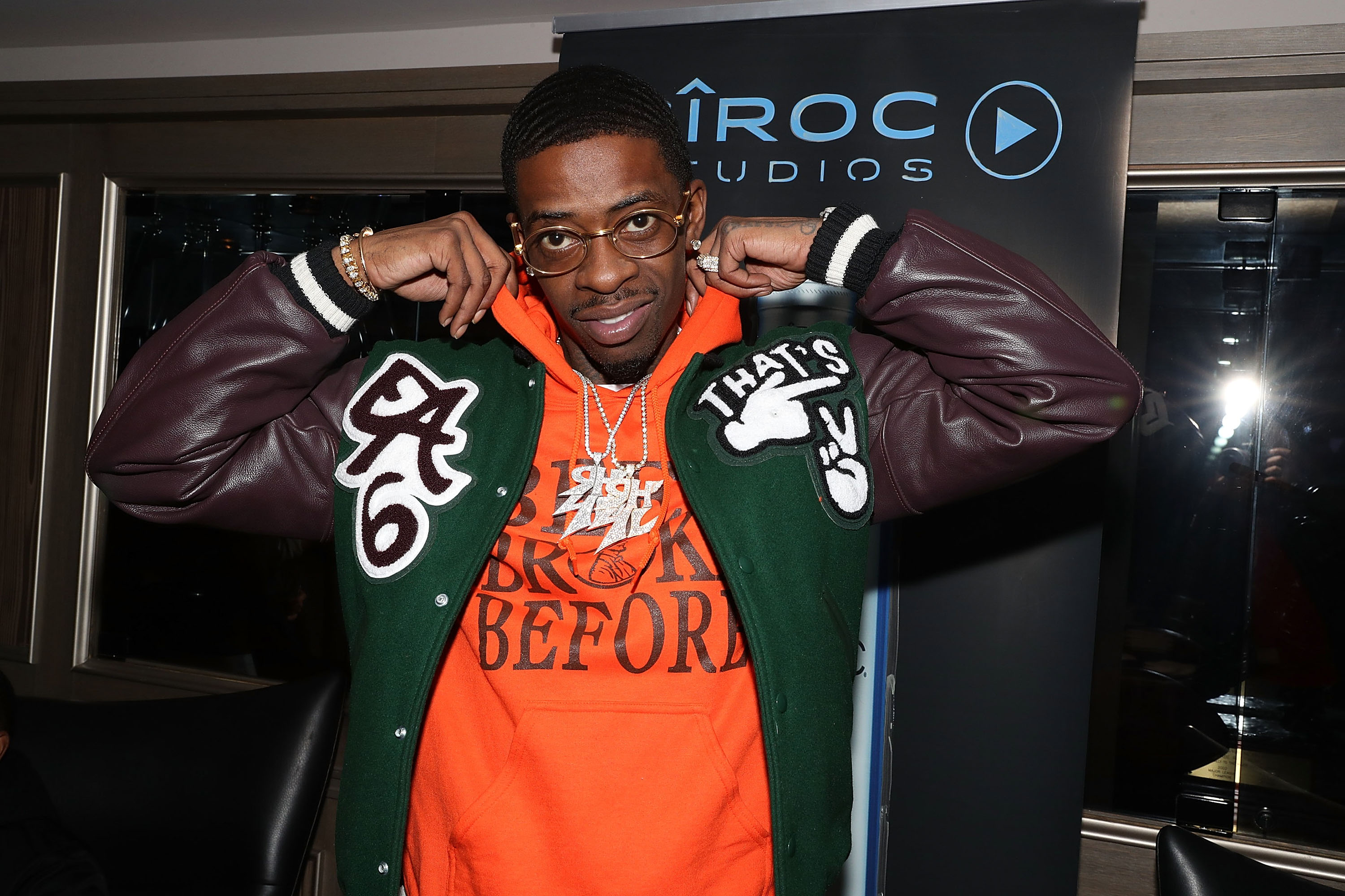 Rich Homie Quan Album Listening Party