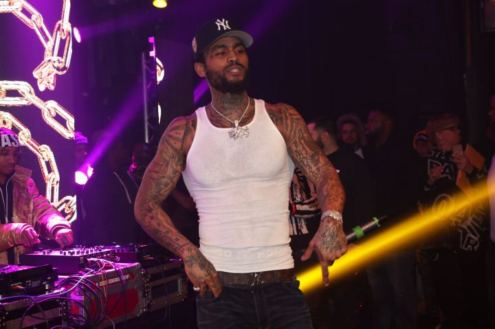 Dave East In Concert – New York, NY