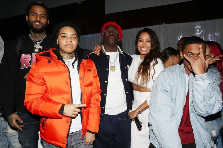 La La Anthony Hosts 'Winter Wonderland' Holiday Charity Event