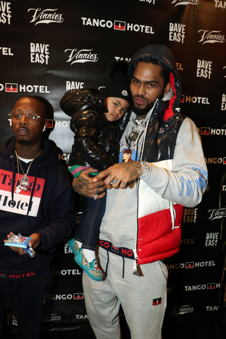 Dave East Hosts The Tango Hotel Launch