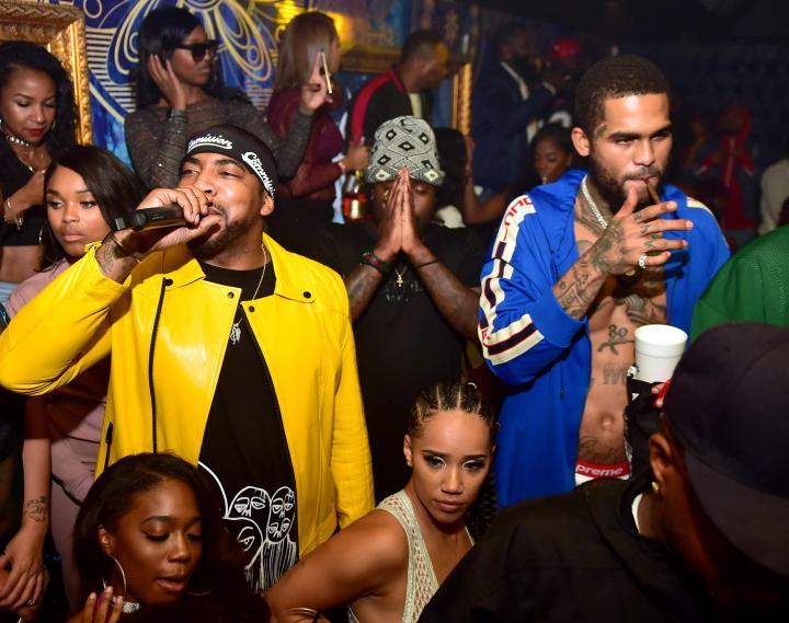DJ Holiday Birthday Celebration Hosted by Dave East