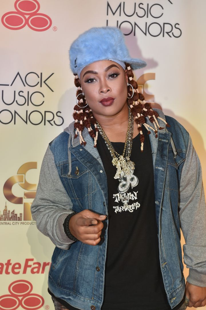 2017 Black Music Honors – Arrivals