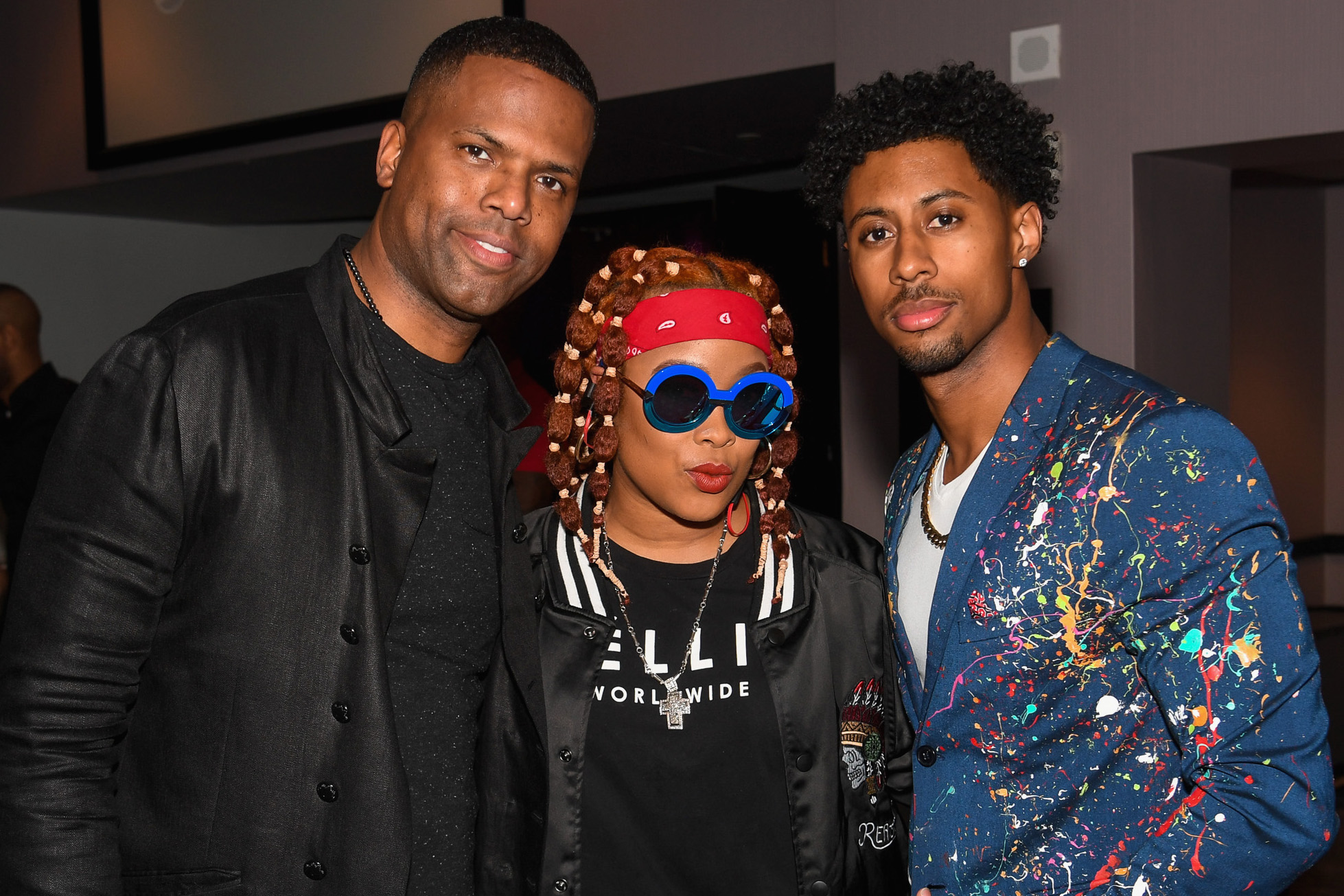 Pepsi And EMPIRE Celebrate Season Three Partnership With Viewing Party Of Musical Tribute 'When Cookie Met Lucious'