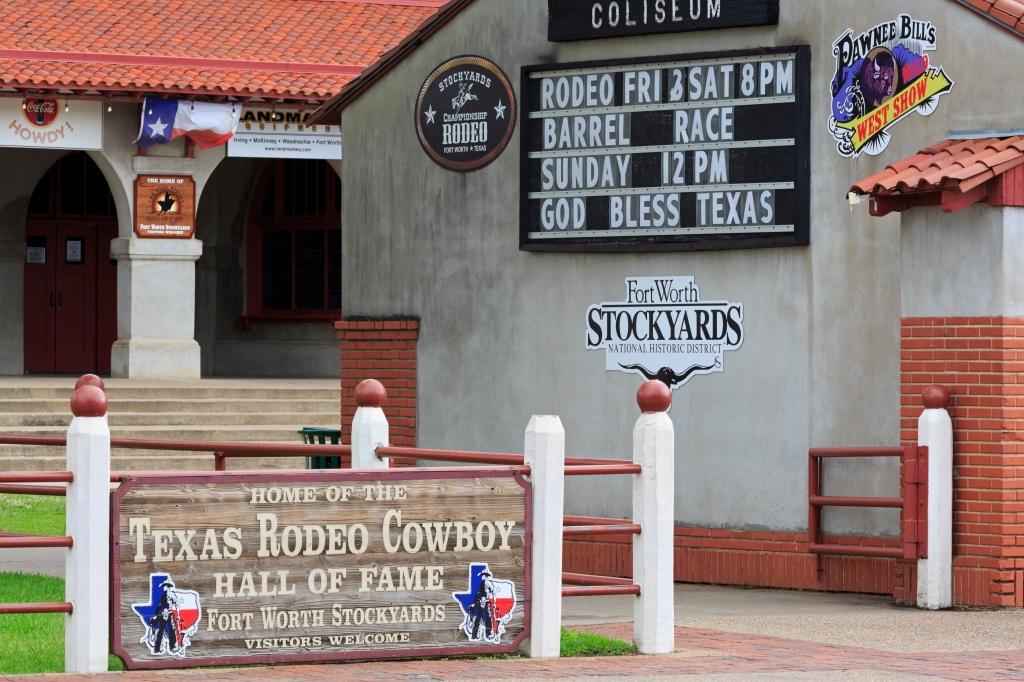 Texas Rodeo Cowboy Hall of Fame, Fort Worth