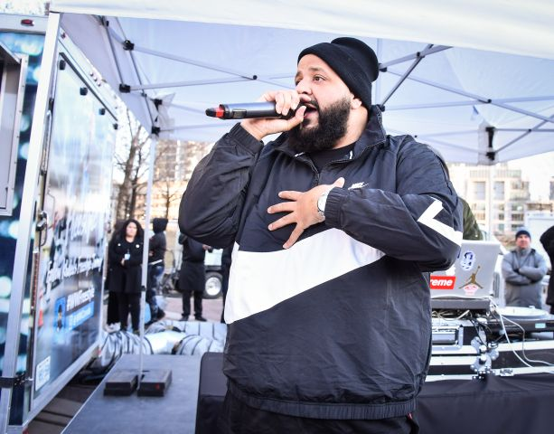 Weight Watchers Presents Khaled's Kitchen Tour Special Surprise Appearance With DJ Khaled And Chef Melissa