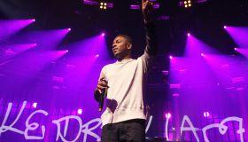Kendrick Lamar - iTunes Festival - London