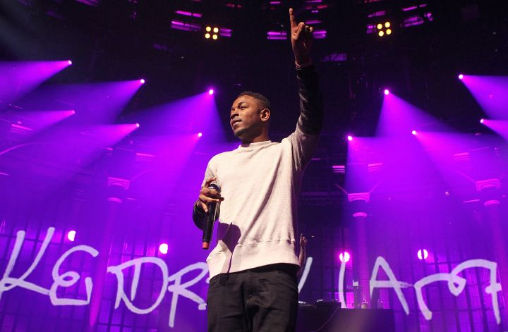 Kendrick Lamar – iTunes Festival – London