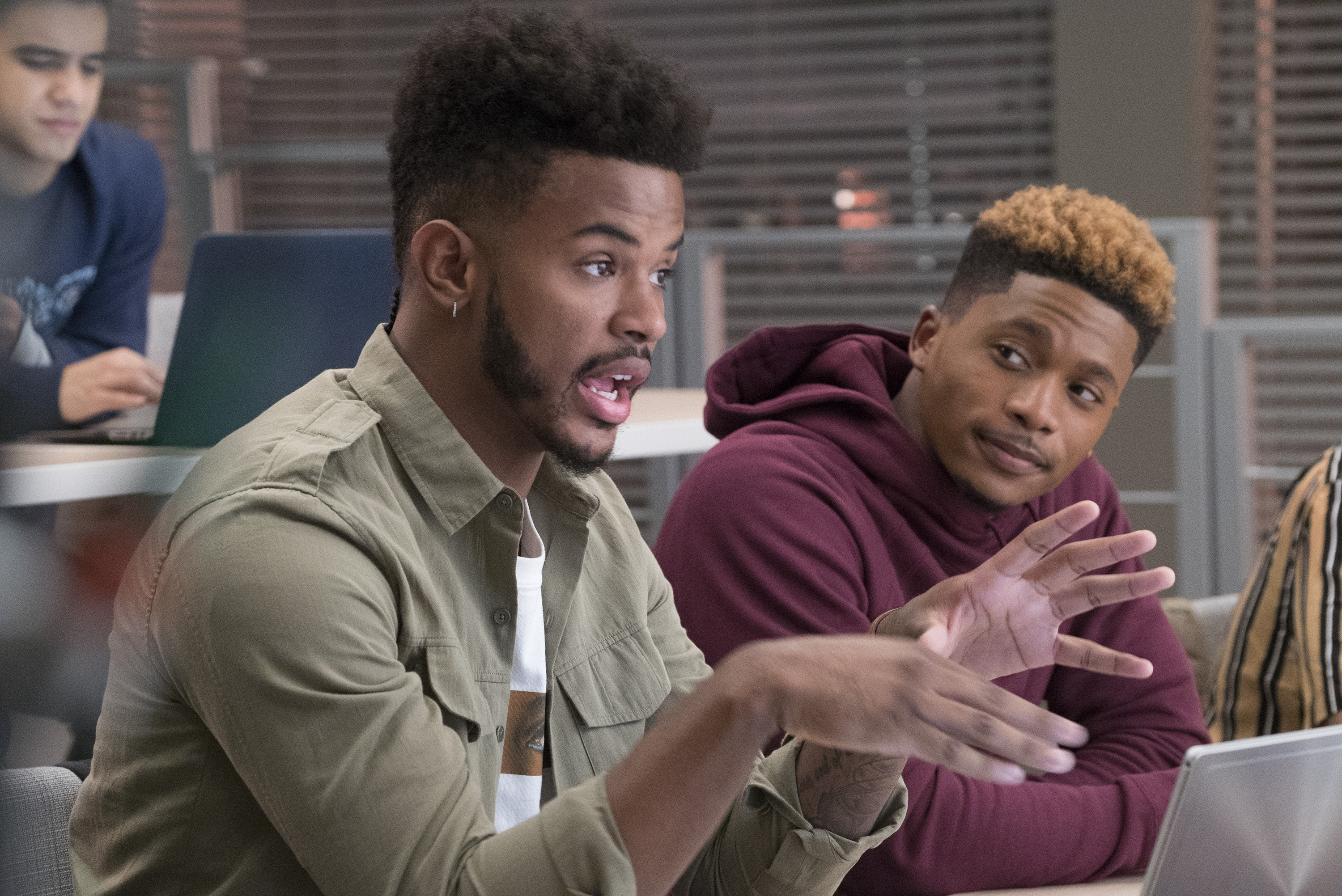 Freeform's 'Grown-ish' - Season One