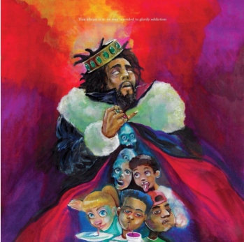 J. Cole KOD Album