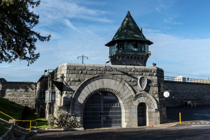 Folsom State Prison is a California State Prison located 20 miles northeast of the state capital of