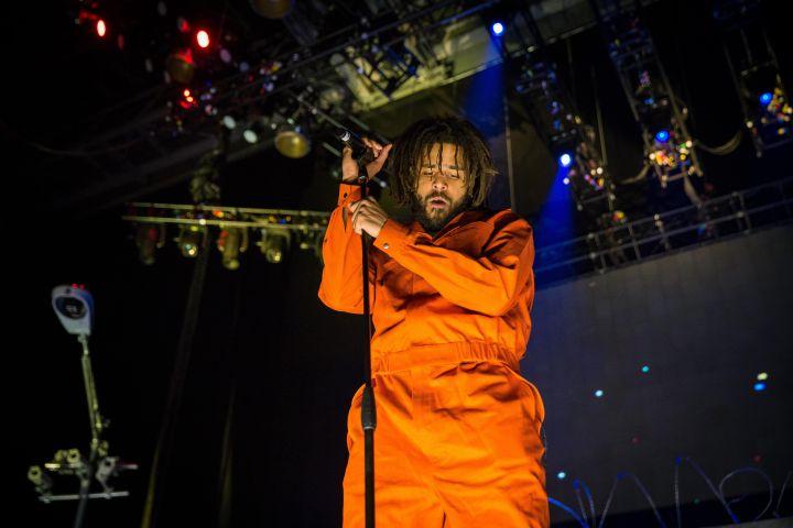 J. Cole.