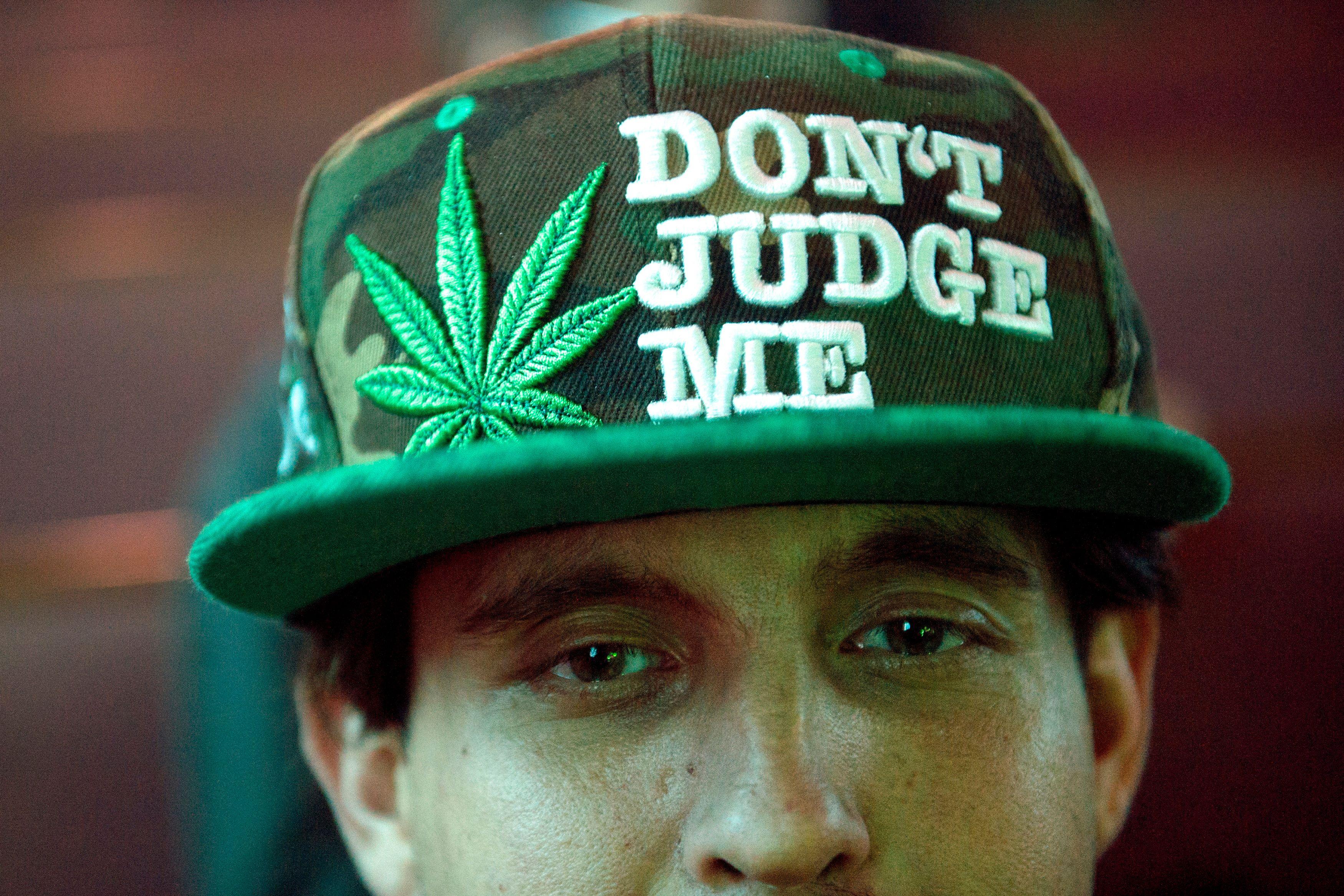 US-RELIGION-DRUG-CANNABIS-LIFESTYLE