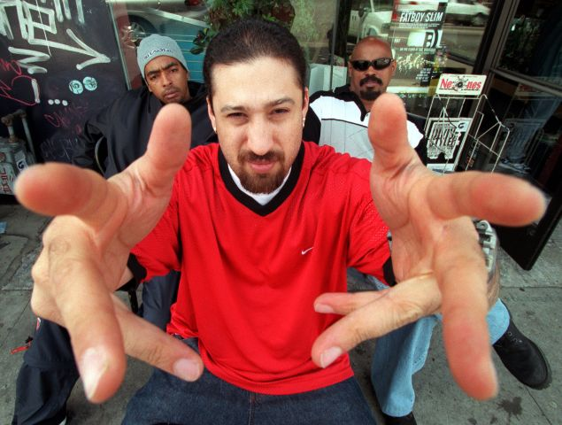 Cypress Hill is a rap group that has done what few others seem to have been able to do: have a long