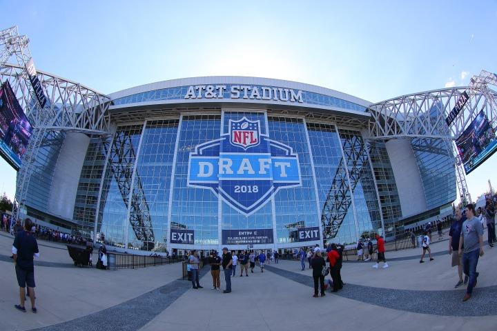 NFL: APR 27 2018 NFL Draft
