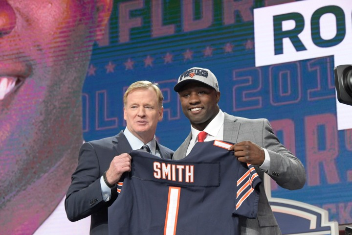 David Haugh: Everything relative, but draft Bears can say theyâre most improved team in NFC North
