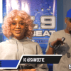 Saweetie at 97.9 The Beat