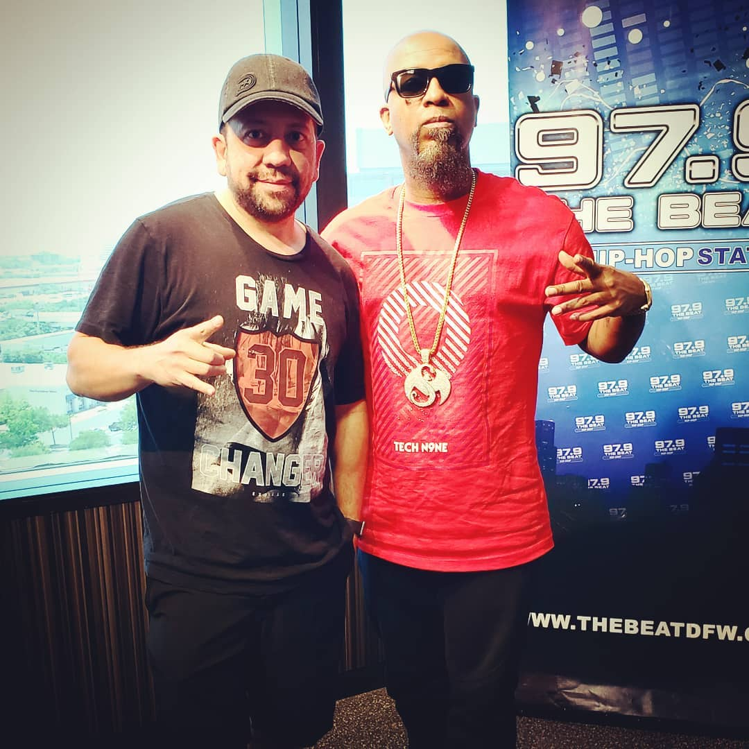 tech n9ne 97-9 studio visit with jesse salazar