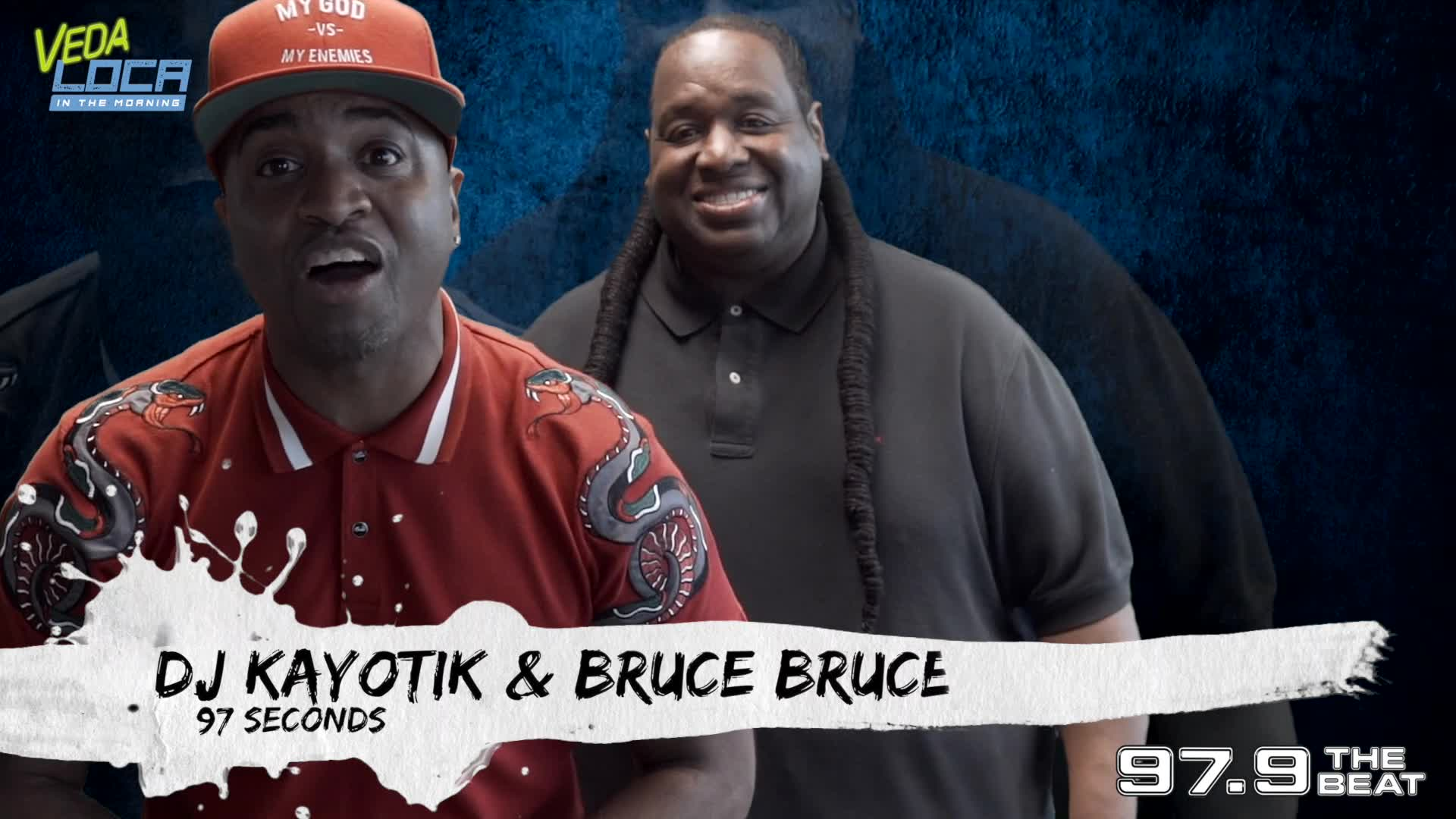 97 Seconds With Bruce Bruce