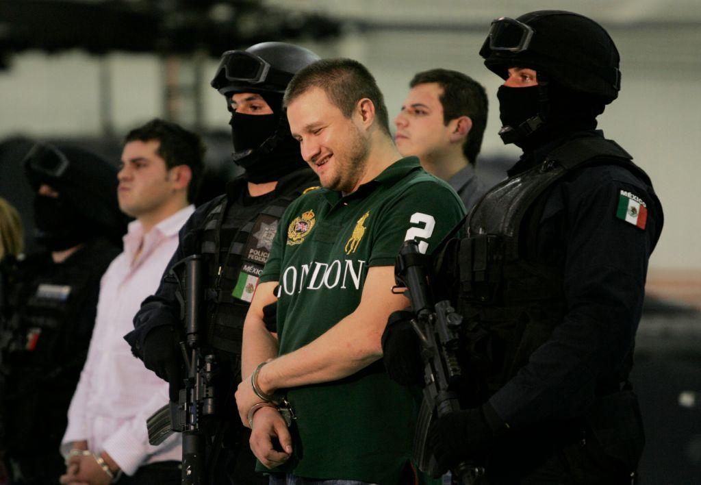 Mexican Authorities Arrest Drug Lord Edgar 'La Barbie' Valdez