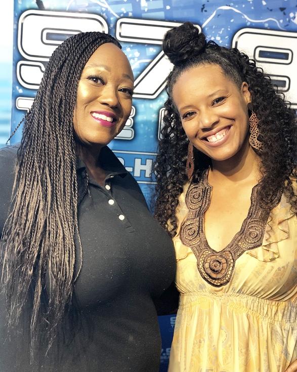She Represents: Jazze Radio-Chica & LaToya Forbins