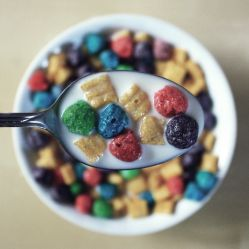 Captain Crunch Crunch Berries