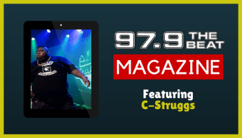 97.9 The Beat Magazine - July 2018