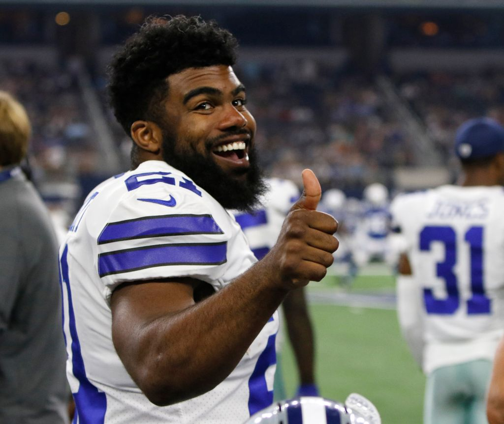 Elliott testifies at appeal; Jerry Jones maintains NFL has no evidence