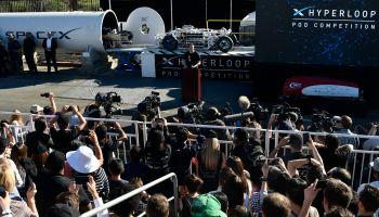 US-TECHNOLOGY-SPACE X-HYPERLOOP