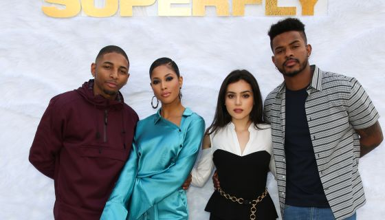 9abdf00fe Meet The Cast Of SuperFly (PHOTOS)