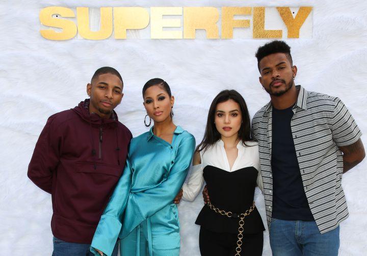SuperFly Movie Cast