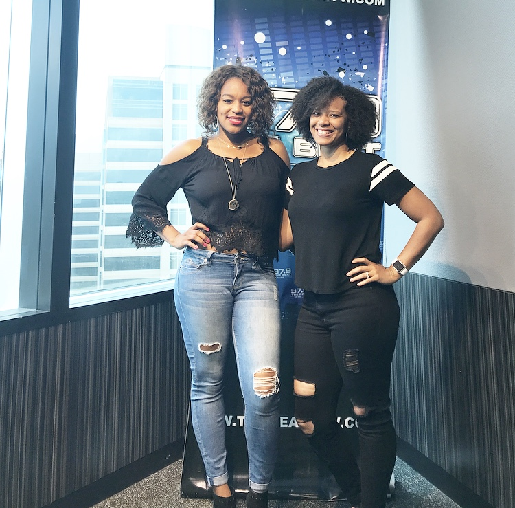 She Represents: Brie Washington & Jazze Radio-Chica