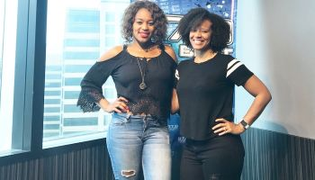 She Represents: Brie Washington & Jazze Radio-Chica