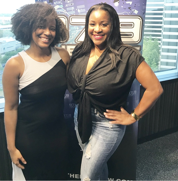Jazze Radio-Chica & Tiffaney Dale Hunter