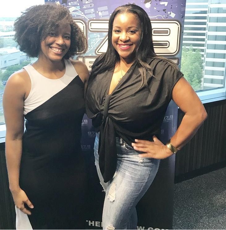 Jazze Radio-Chica & Tiffaney Dale Hunter