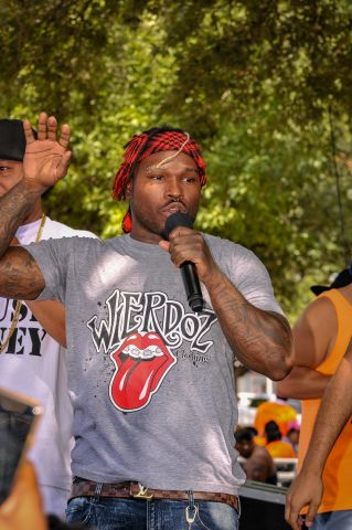 97.9 The Beat Dallas Block Party, Mikey McFly