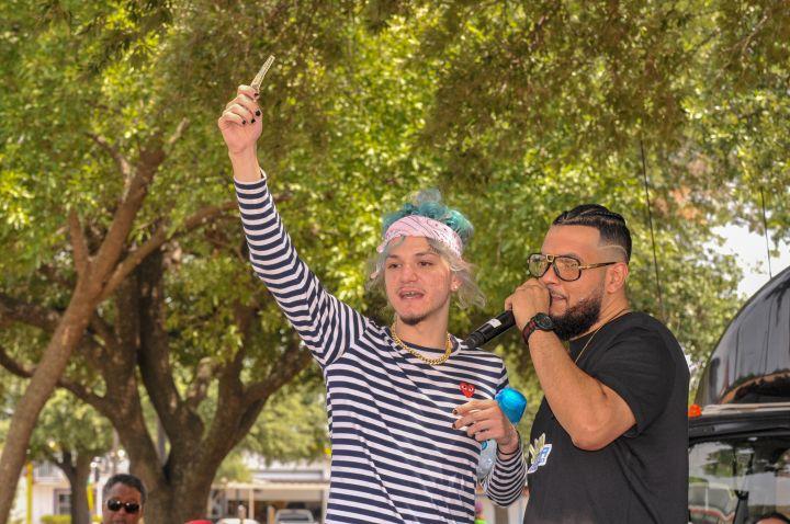 Flexinfab, 97.9 The Beat Dallas Block Party, Flexinfab