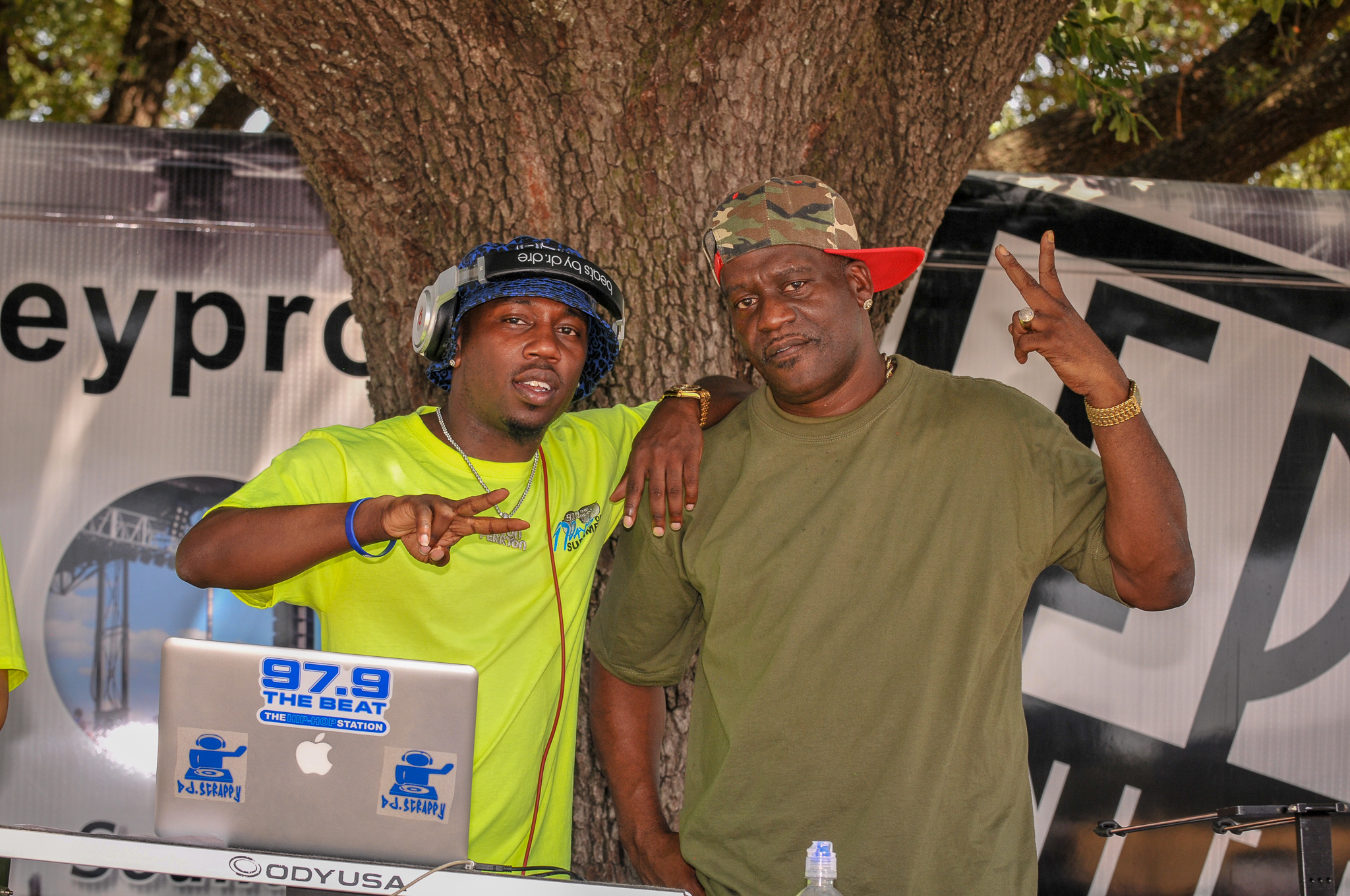 97.9 The Beat Dallas Block Party