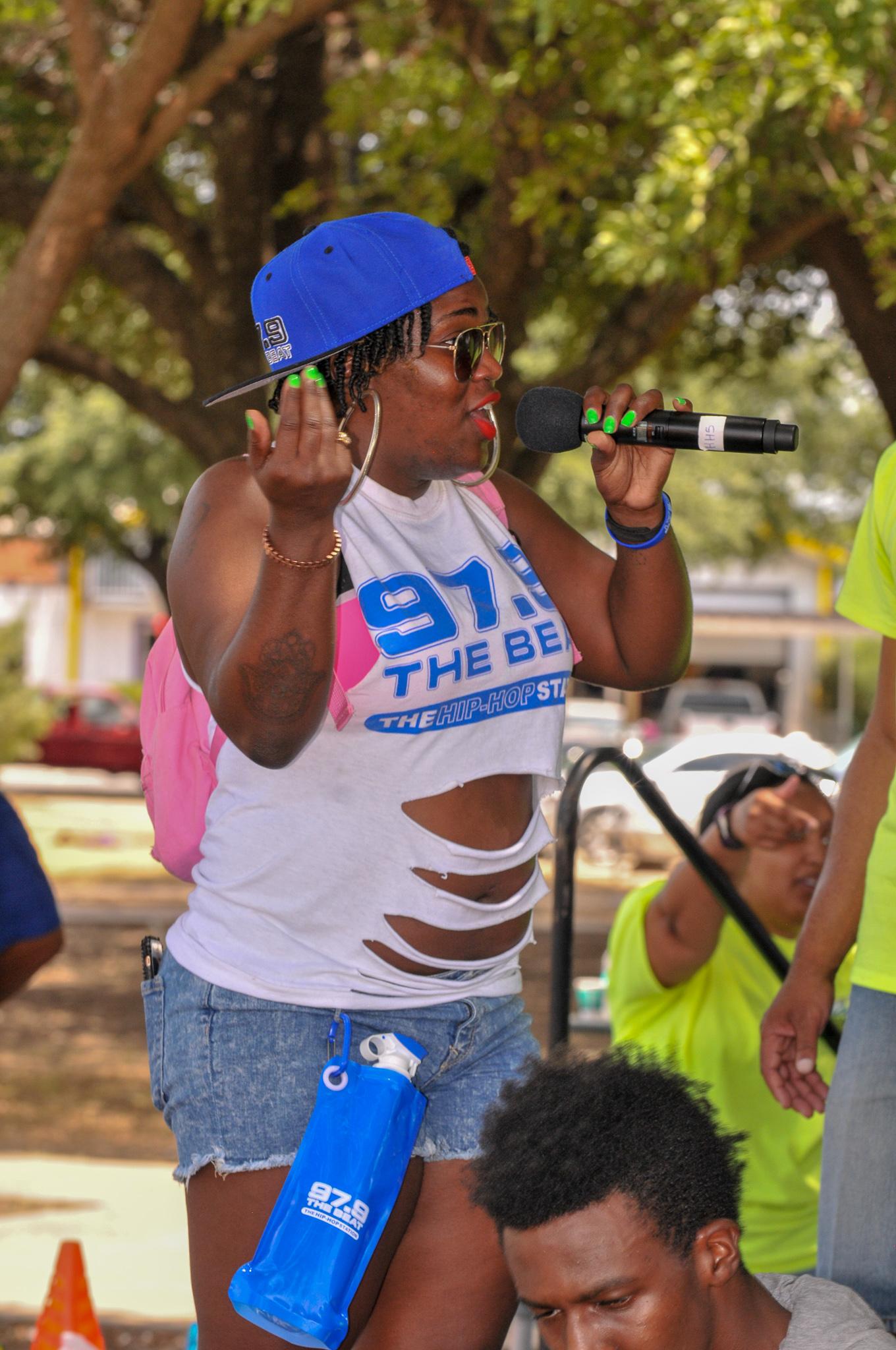 97.9 The Beat Dallas Block Party