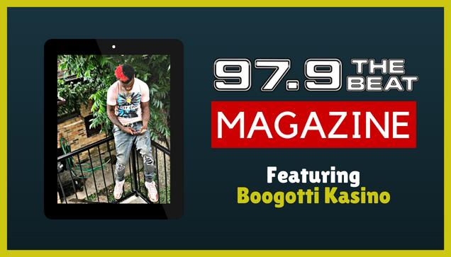 97.9 The Beat Magazine - August 2018